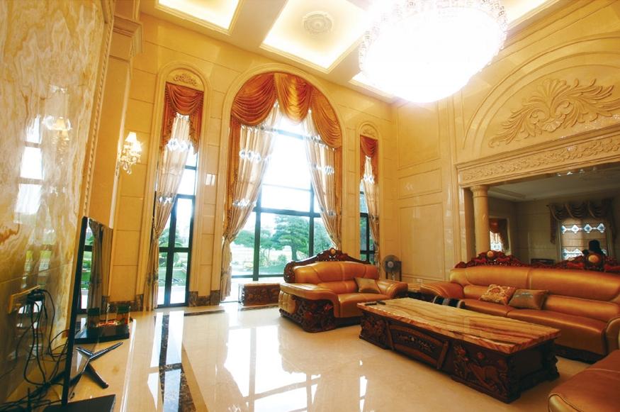 欧式,中式,古典,现代,不同风格的窗帘都散发着各自