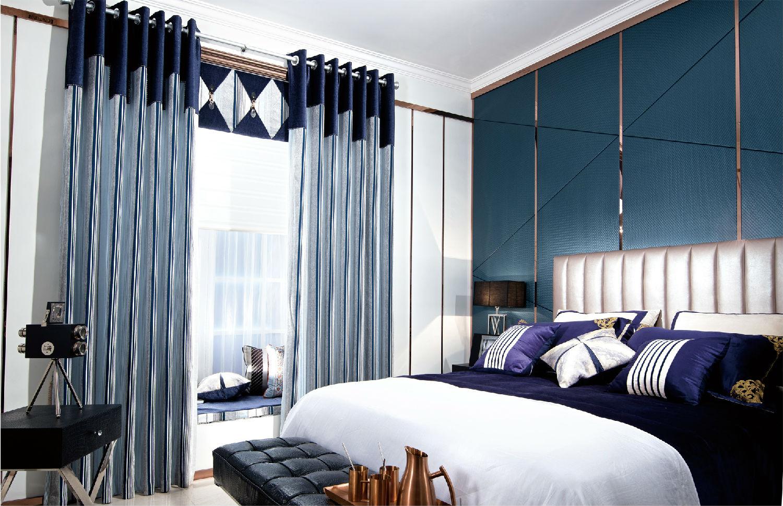 卧室窗帘如何挑选之四大要素!