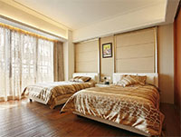 窗帘与房间的故事细数各房间色调搭配