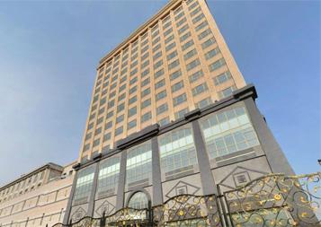 上海和平豪生大酒店窗帘工程