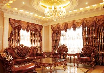 严谨美学家---上海合生御廷别墅