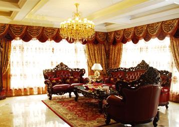 奢华新享 复古当道---上海翡翠别墅