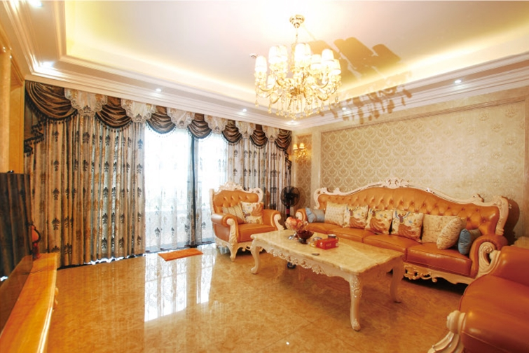被风景包围的舒适家---上海万科翡翠滨江