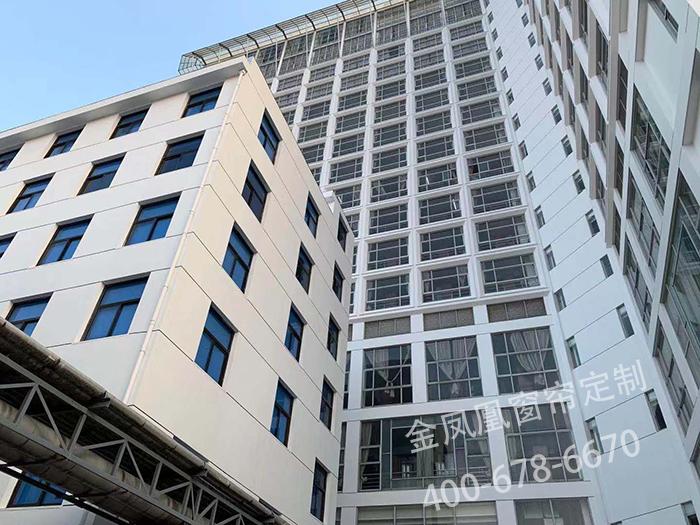 天台县中药药物研究所办公大楼窗帘工程