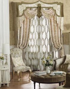 雅致风格窗帘1