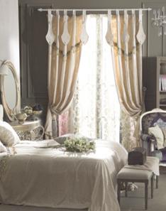 地中海风格窗帘2