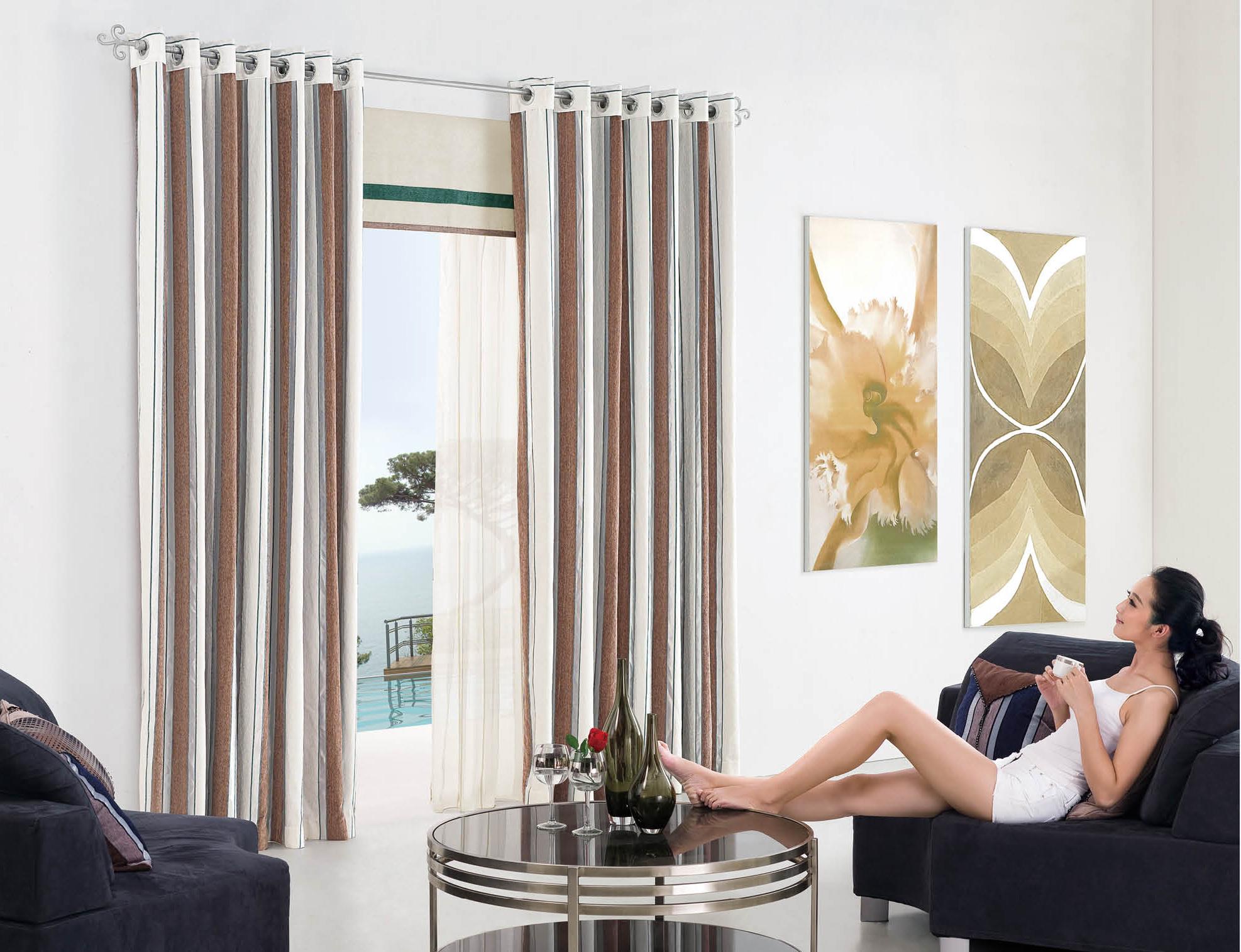 窗帘安装,酒店窗帘安装