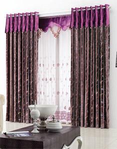 新古典风格窗帘