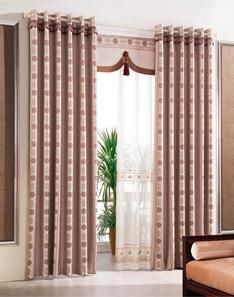 新中式风格窗帘